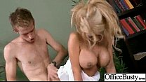 Big Round Boobs Girl (kayla kayden) Get Hard St...