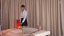 Subtitled traditional Japanese bottomless massage Yui Hatano porn videos
