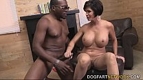 Shay Fox Comforts A Black Guy By Having Sex Wit...