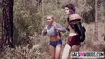 Teen Marsha May Gets Fucked In The Woods