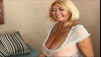 cougar granny gets some