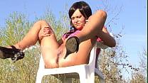 girl pissing and enema hd video