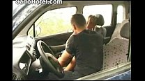 Hot blonde hitchhiker d by car driver porn videos
