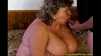 cock big gets mom old Crazy