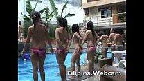 Asian girls bikini show Filipina.webcam models ...