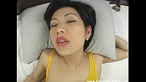 fucked she's as moans pantyhose and leotard in Mistress