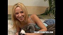 Creampie Surprise   Jada Stevens