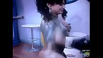 Pagando xoxota  ao vivo  no Programa do Ratinho   SweetLicious