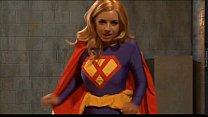 Supergirl heroine cosplay