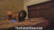 20 year old Puerto Rican Hood Bitch Fucked in t...