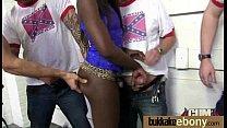 Ebony babe sucks too many white cocks 1 - Download mp4 XXX porn videos
