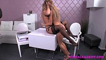 FemaleAgent When agents collide sexual sparks w...