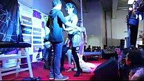2015 erotismo y exposexo show kaat Star