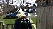 Jerky Girls - Jerking Off Strangers Episode 5 -...
