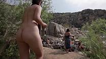 Naked GoPro Adventure at Deep Creek - YouTube (...