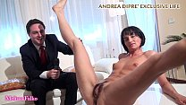 diprè andrea for pussy bizarre her shows Milf