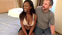 facial and doggystyle gets babysitter Black