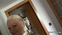 German SEXY CORA in privat POV SexTape on holiday thumbnail