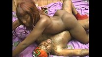 anal does ass nice with ebony Ameteur