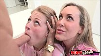 zoey monroe shared bf with brandi love after making out