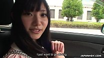 Precious and cute teen getting fondled in the car porn videos