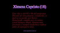 años!! 18 los a topless capristo Ximena