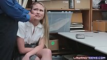 Spoiled Teen Afraid To Go In Jail!