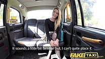 Fake Taxi Sexy Holland lady with short skirt an... thumb