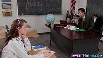 Image Ninfeta aluna taradinha na sala de aula 720p