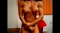 Muscular Girl Webcam