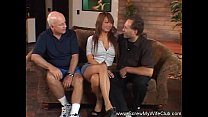 milf asian with action swinger Interracial