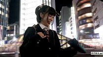 Japanese schoolgirl boards train for real chikan experience porn videos