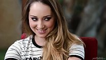 Remy LaCroix fantasizes about her BFF's anal ad...