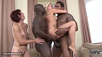 bang interracial hardcore cum swallow deepthroat women white fuck men Black