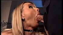 A hot blonde provokes Roberto Malone who's abou... thumb