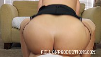 fell on productions madisin lee in mom s hot summer day lesson