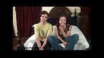 Casting fisting Brazen and Danielle aka Evi Fox porn videos