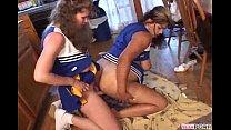 Lesbian BBW Cheerleaders