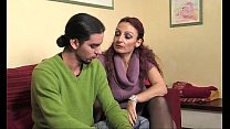 son step young her seduces mom Italian