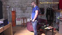 First casting blowjob for horny czech amateur guy porn videos