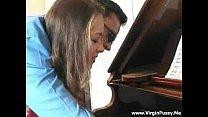 Fucking the piano teacher