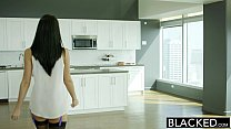 BLACKED Husband Does Not Know Wife Sabrina Banks Loves BBC porn videos