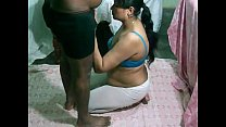 Desi Mature Bhabhi sucking n fucking uncle