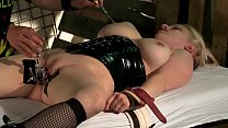 Medical BDSM Gyno Insertion Sex and Electro-Play