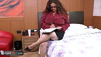 bed on fucking is mature chubby agedlove madre