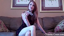 You need to spend the whole weekend in chastity