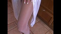 nylons hot in milf Magnificent