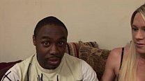 Shemale Karla Coxx interracial threesome