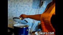 Great couple have wicked sex in the kitchen thumb