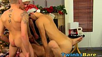 Newcomer Anthony is in need of some raw cocks i...